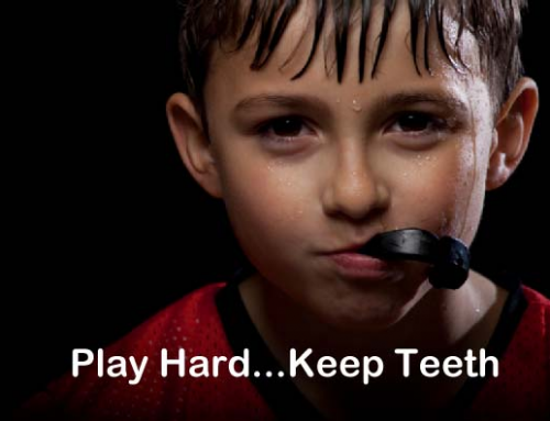 Mouthguard Protection for Young Athletes: a Message to Parents